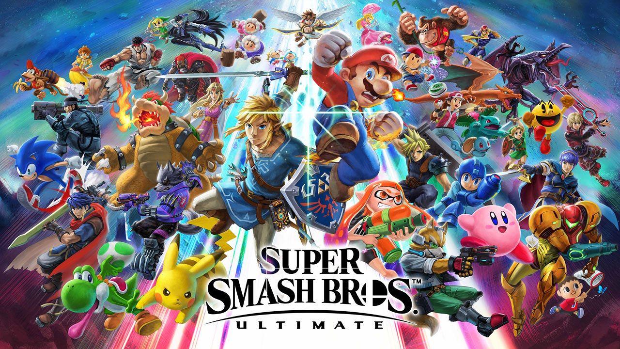 Nietypowa oferta. Wygraj z dentystą w Smash Bros i zdobądź darmowy zabieg - Smash Bros