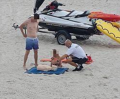 Na chwilę stracili dziecko z oczu. Dramat na plaży w Kołobrzegu