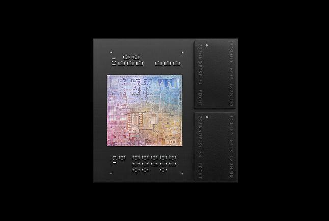 Pamięci w MacBooku M1 nie rozszerzymy - jest zintegrowana na jednej płytce z CPU i GPU