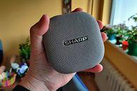Sharp GX-BT60 - mobilny głośnik Bluetooth, w sam raz na wakacje! - Mieści się w dłoni!