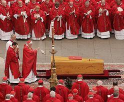 Znak na pogrzebie Jana Pawła II. Wszyscy na chwilę wstrzymali oddech