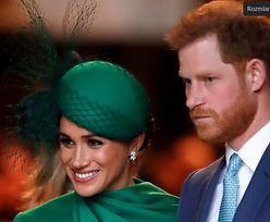 Meghan i Harry w telewizji. Królowa Elżbieta jest wściekła