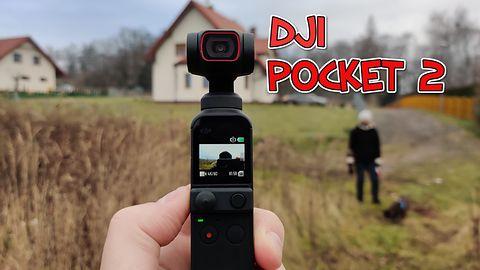 DJI Pocket 2 - jeszcze więcej ulepszeń w małej kamerce turystycznej [recenzja]