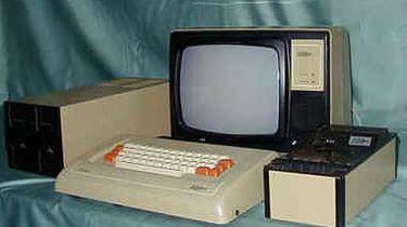 Komputery na Węgrzech — część 2 Komputer dla wszystkich - BRD ABC 80