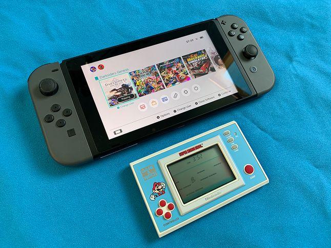 30 lat przenośnych konsol Nintendo.