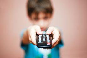 Oglądanie telewizji przez dzieci