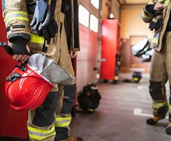 Strażacy usuwali skutki gwałtownych burz. Padli ofiarą przestępstwa