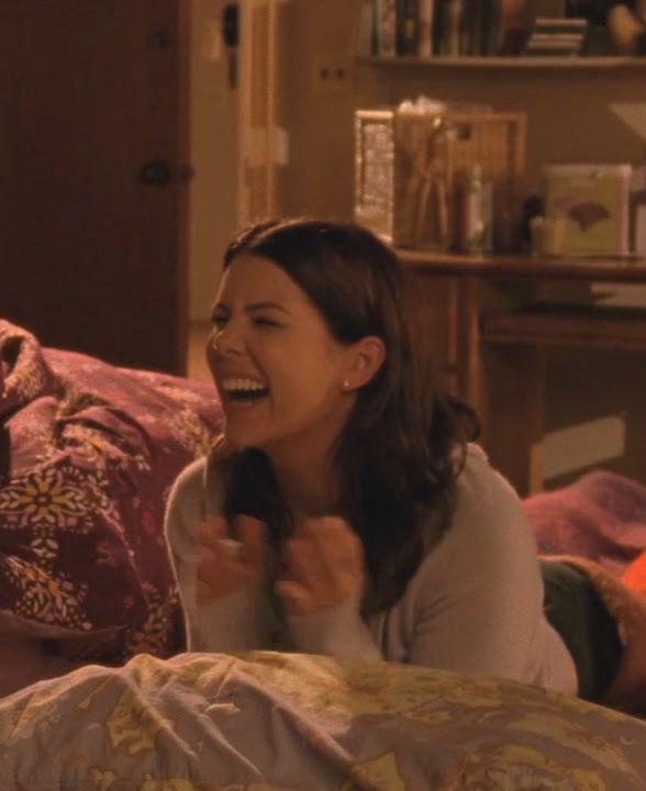 Kadr z serialu Gilmore Girls