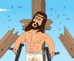 Netflix oburzył katolików. Domagają się usunięcia scen z Jezusem