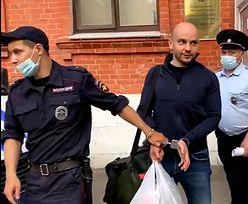 """Sąd zdecydował o losie Andrieja Piwowarowa. """"Chodzi o bezpieczeństwo narodowe"""""""