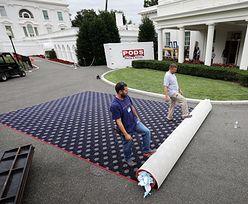 Sprzątają Biały Dom po Trumpie. Na same dywany wydano majątek