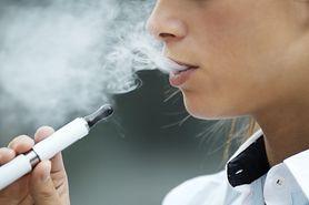 E-papierosy szkodliwe dla serca. Najgorsze są mentolowe i cynamonowe