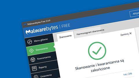 Nowy Malwarebytes poradzi sobie lepiej na mocno zainfekowanych komputerach