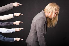 Poczucie winy - poczucie wstydu, patologia poczucia winy i samooskarżanie się