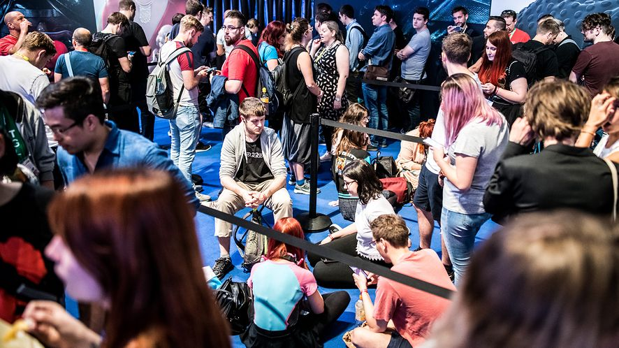 Gamescom 2019 (Photo by Lukas Schulze/Getty Images)