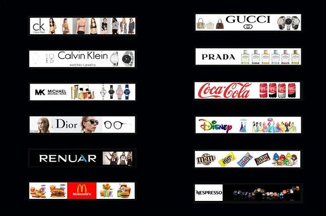 Niektóre popularne bannery reklamowe, wykorzystywane przez oszustów (BuzzFeed)