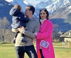 Rodzina Szczęsnych się powiększyła. Marina pochwaliła się w mediach społecznościowych