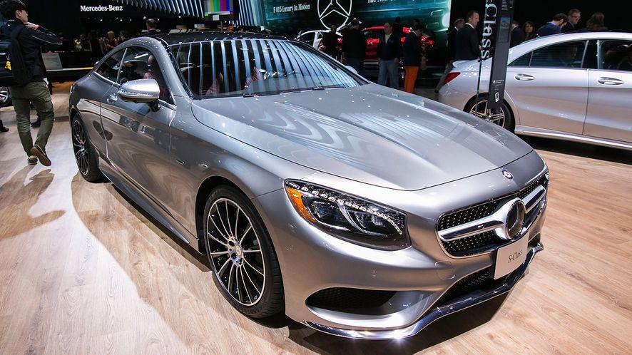 Ponad milion Mercedesów musi dostać aktualizację oprogramowania, fot. Getty Images