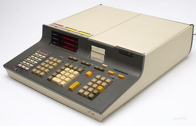 HP-9810. Zdjęcie: hpmuseum.org