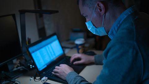 USA. Rząd wykorzystuje reklamy do śledzenia pandemii koronawirusa