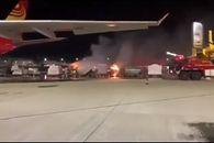 Smartfony Vivo spłonęły na lotnisku. Wstrzymano dostawy kolejnych urządzeń - fot. Twitter