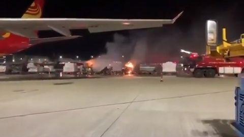 Smartfony Vivo spłonęły na lotnisku. Wstrzymano dostawy kolejnych urządzeń