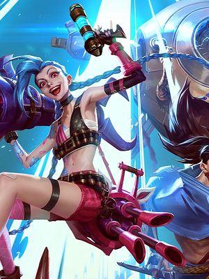 Summoner's Rift w kieszeni? Otwarta beta League of Legends: Wild Rift wystartowała