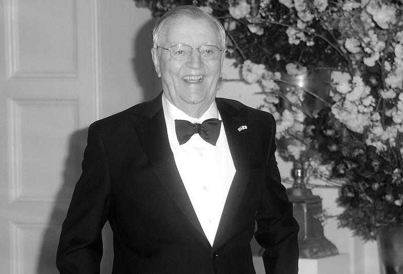 Zmarł Walter Mondale. Był wiceprezydentem USA