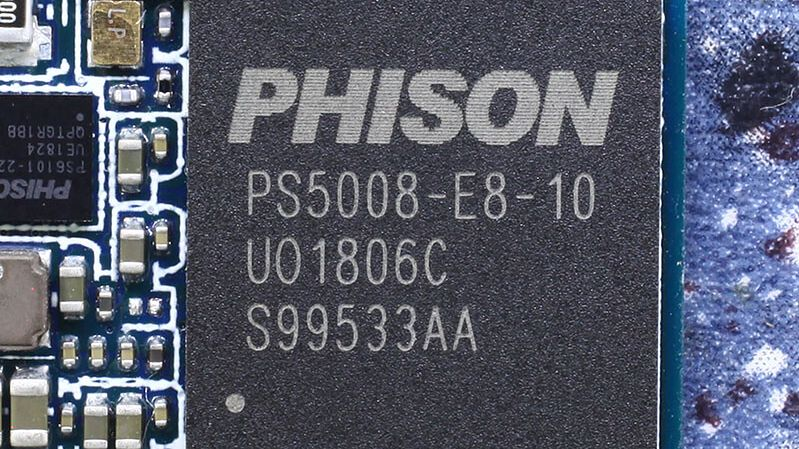 Kontrolery Phison obsłużą chińskie kości NAND flash: był problem, nie ma problemu