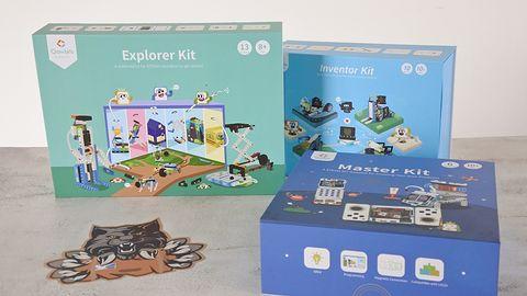 Crowbits już u mnie — przegląd zestawu Explorer Kit