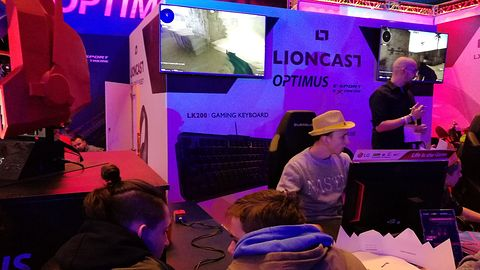 Lioncast razem z Optimusem na IEM Expo. Konkurs! #ESLOne