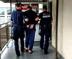 Brutalne zabójstwo w Grajewie. Kijami śmiertelnie pobili 52-latka