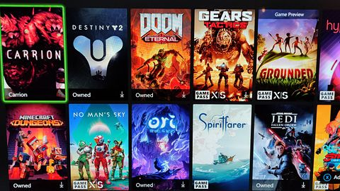 Xbox Game Pass: nowa aplikacja podpowie ci, w co warto zagrać