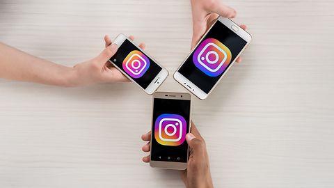 Instagram zmienił sposób przewijania... na kilka godzin, po czym tłumaczył się błędem