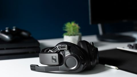 Sennheiser prezentuje GSP 670 – bezprzewodowe słuchawki dla graczy