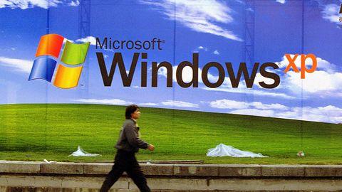 Windows XP wykorzystany jako element malware'u—szkodliwa wirtualka