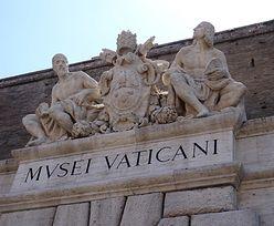 """""""Dantejski krąg piekielny"""". Zdjęcia z Watykanu obiegły świat"""