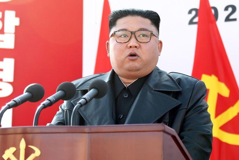 Kim Dzong Un już tak nie wygląda. Ludzie mieli łzy w oczach na jego widok