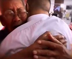 Jego syn został porwany w dzieciństwie. Odnalazł się po 58 latach