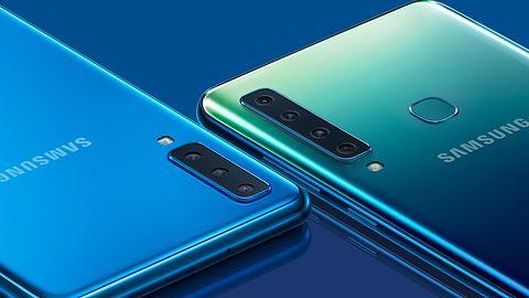 Premiera Samsunga Galaxy A9: tak wygląda pierwszy smartfon z 4 głównymi aparatami