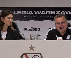 Michniewicz przyszedł do dziennikarzy. Zszokowało go to, co zastał