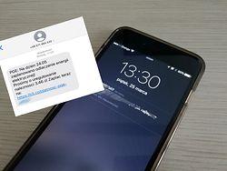 """Polacy dostają fałszywe SMS-y od PGE. Chodzi o """"uregulowanie należności"""""""