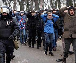 Sprawa Nawalnego. Zdjęcia z Petersburga na ustach Rosji