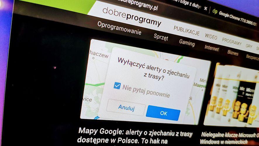 Google Chrome 78: ciemny motyw na każdej stronie i lepsze zabezpieczenia