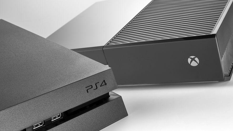 Najnowsze dane AMD i Sony pozwalają obliczyć, ile sprzedało się konsol PS4 i Xbox One, fot. Olly Curtis/Future via Getty Images