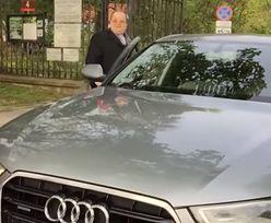 Audi ojca Rydzyka zniknęło. Czy ktoś kupił auto redemptorysty?