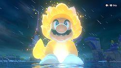 Super Mario 3D World + Bowser's Fury. Giga-Mario-Kot nie bierze jeńców [Recenzja]