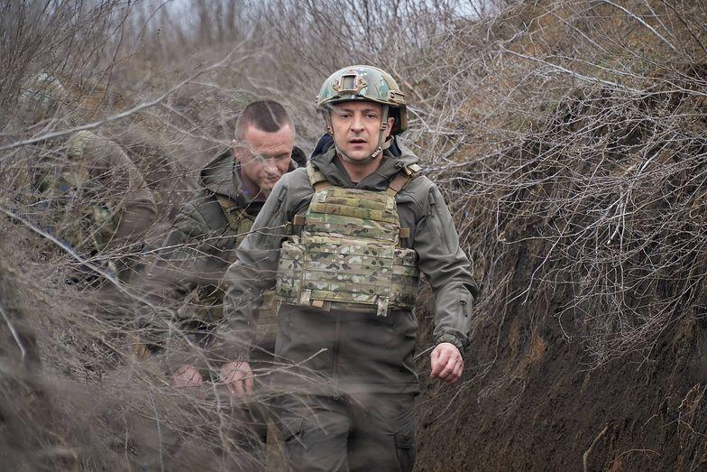 Nie tylko Rosja. Drugi sąsiad czai się na Ukrainę?
