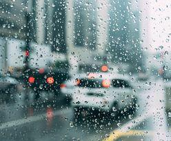 Deszcz i burze nad Polską. IMGW ostrzega przed niebezpieczeństwem