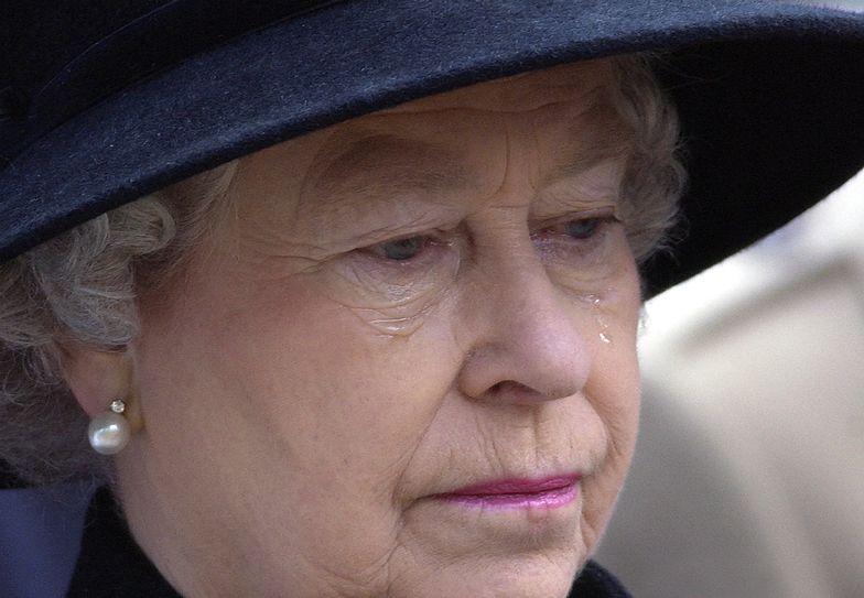 Rozpacz królowej Elżbiety II. Śmierć życiowego towarzysza
